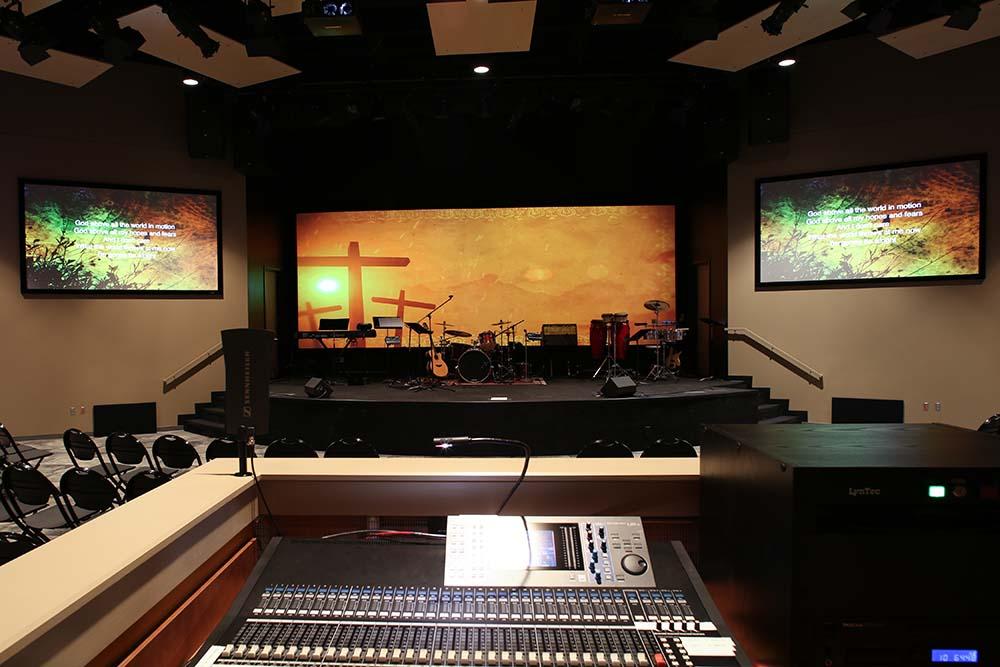 GRACEWAY   Audio Video Church   Church AVL