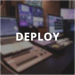 DEPLOY | Audio | Video | Acoustics| Lighting | stage lighting | stage design