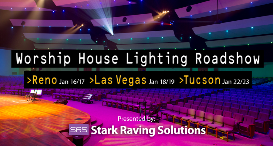 SRS Hosts Multi-City LED House Lighting Tour